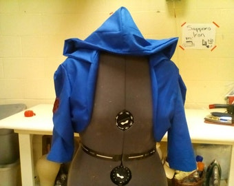 Vegeta Hooded Bolero
