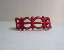 Cuff Bracelet Wax Pattern Blank for Lost Wax Casting Wax Pattern for Lost Wax Mold Molding