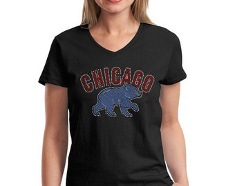 Chicago Cubs Bling Shirts