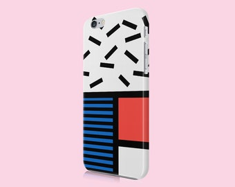 Bauhaus case, geometric design, geometric phone case, geometric iPhone 6 case, iPhone case, iPhone 5 5s case iPhone 6 6s case \ HC-jl108