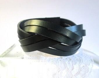 Leather bracelet/ leather bracelet man/ leather bracelet woman