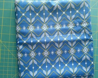 2 Yards Little Folks Voile Diamond Mine in Ink by Anna Maria Horner for Free Spirit, OOP and VHTF