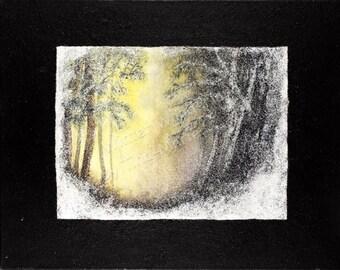 WINTER WONDERLAND - Giclee Print