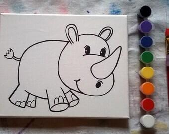 Rhino Paint Kit