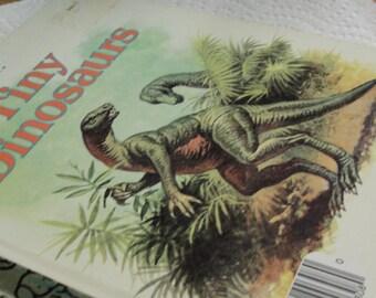 Tiny Dinosaurs Little Golden Book
