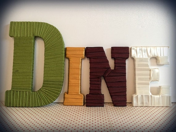 Dining Room Wall Decor Etsy : Dining room decor gift for her wall by
