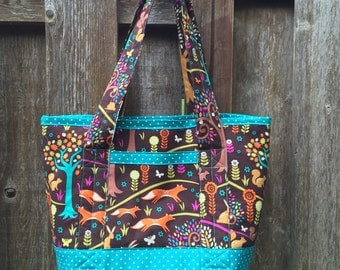 Forest Friends Tote