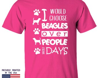 I would choose Beagles over People most Days Ttd1