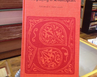 Role-playing in Shakespeare by Thomas F. Van Laan, 1978 edition