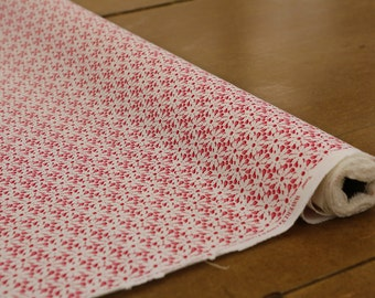 Waverly Eyelet Pink Drapery Fabric