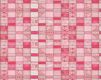 Blend - The Adventurers - Cori Dantini - 112.108.06.2 - Doodle Box - Red - Boy