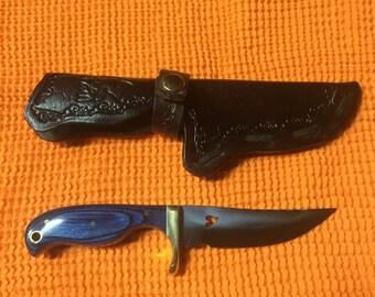 Hunting knife with Sheath