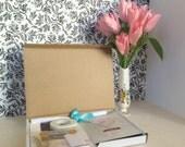 Paper flower kit, Paper Tulip Kit, makes 12 flowers, DIY Paper flower, realistic paper flower, floral décor, botanical craft, makes a dozen