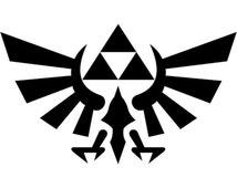 Legend of Zelda Decal