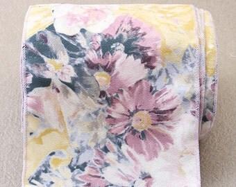 flower pattern ribbon-bjK