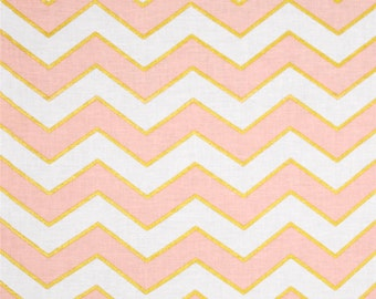 Pink, White, Gold Chevron Baby Bedding, Nursery, Baby Girl, Toddler Bedding, Pink and Gold, Crib Sheet, Crib Skirt, Bumper Pads, Burp Cloths