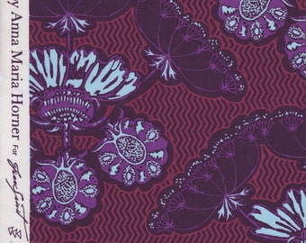 Field Study by Anna Maria Horner for Free Spirit Fabrics - Purple