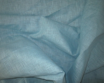 Heavy linen fabric Etsy