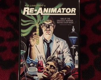 Re-Animator Phone Case Horror