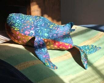 Batik Whale