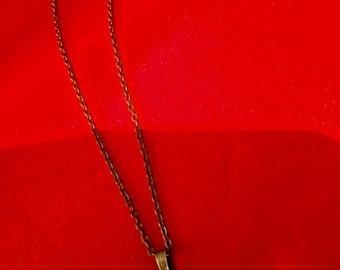 Beelzebub Bael sigil demonic seal satanic ritual occult magick pendant necklace