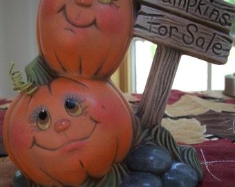 ceramic pumpkin patch pumpkins for sale,Halloween,Fall,Autumn decorations