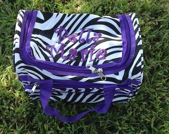 Monogram Dance Bag ~ Cheer Bag ~ Mini Duffle Bag