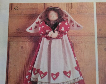 McCall's Crafts 7810 Angels for Any Season OOP