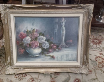 "Marj Hammontree ""Elegance"" Painting Flowers Sale"