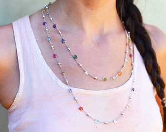 Sterling Silver Handmade Artisan Necklace/Bracelet