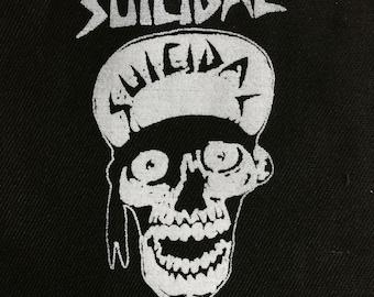 Suicidal Tendencies punk patch,  punk patches