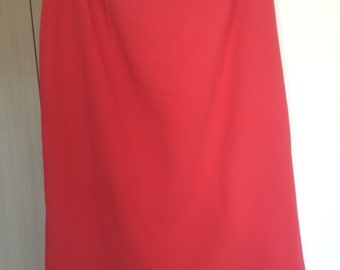 Pink tailored skirt by Lose