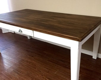 SOLD - Dining Table - Home Office Desk