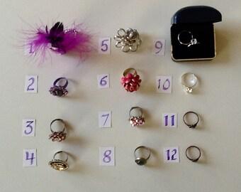 Costume Rings