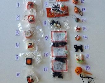 Miniature Halloween Accessories
