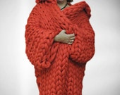 Wool Coat, Chunky sweater , Chunky knit Coat, Knit Coat, Chunky knitted Coat, Winter Coat, Winter knitted Coat, Merino wool coat