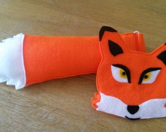 Fox Mask and Tail for Babies, Toddlers and Children.Halloween Costume. Perfect for Fancy Dress, Pretend Play, Photoshoots, and Christmas,