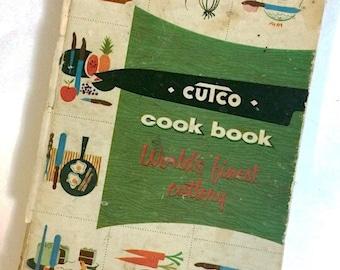 Vintage Cutco Cookbook