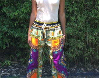 Dashiki Trousers