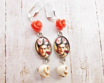 Day of the Dead / Dia de los Muertos Earrings