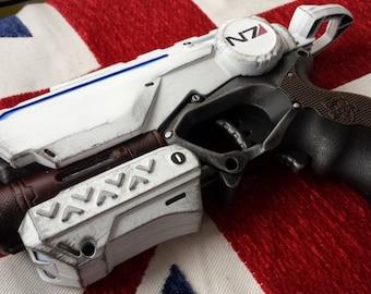 Mass Effect inspired Nerf Pistol