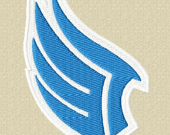 Mass Effect Embroidery Design - PARAGON - INSTANT DOWNLOAD