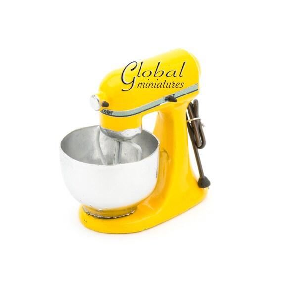 Yellow Kitchen Equipment