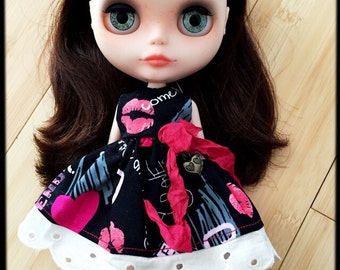 Come Here love dress for Blythe