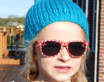 Child Hat - knit