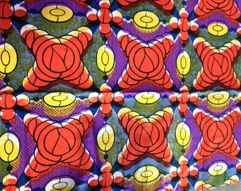 Original Ghana wax print ankara fabric | Sell per metre