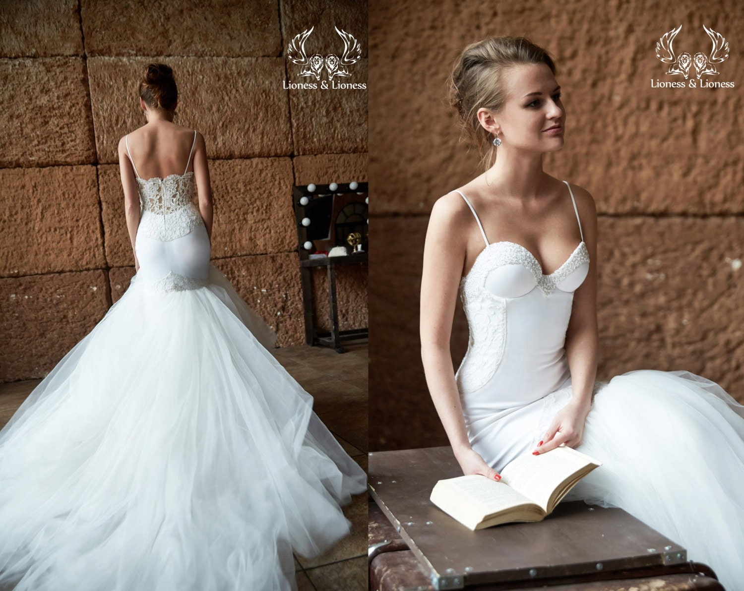 Wedding Dress. Sexy Wedding Dress. Elegant Wedding Dresses