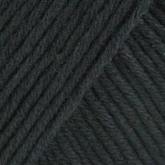 STRIKDET Organic Cotton Black / Økologisk Bomuld - Sort