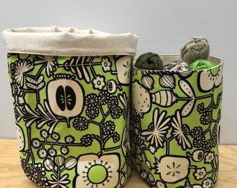 Retro Apple Storage Baskets