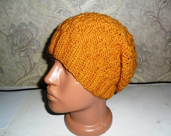 chapeau / knitted hat